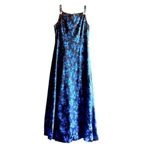 Vintage Betsy & Adam Formal Dress